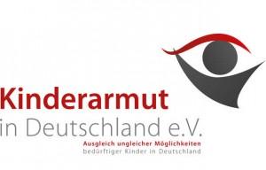 Logo Kinderarmut in Deutschland e.V.